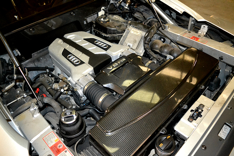 1115 Here we look at some of the recent Audi vehicle service work we carry out from our garage