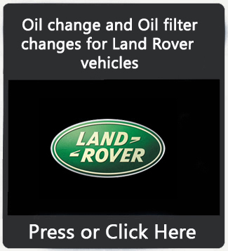 1321 Oil replacement and Oil filter changes