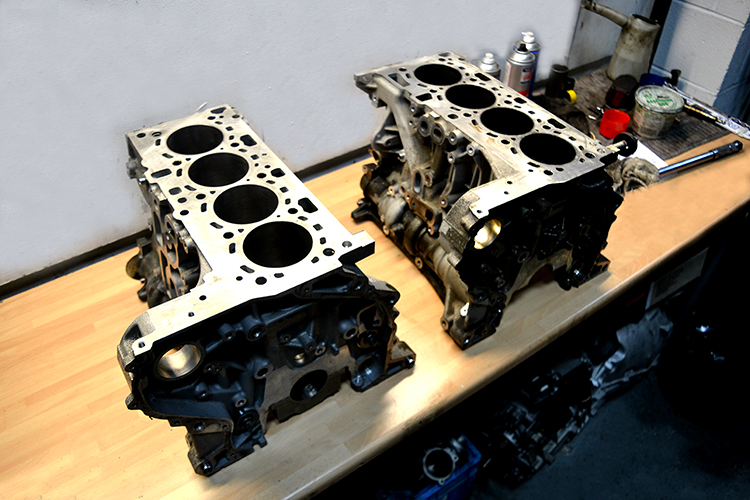 137 We are experts in repairing, maintenancing and rebuilding car engines from our car garage