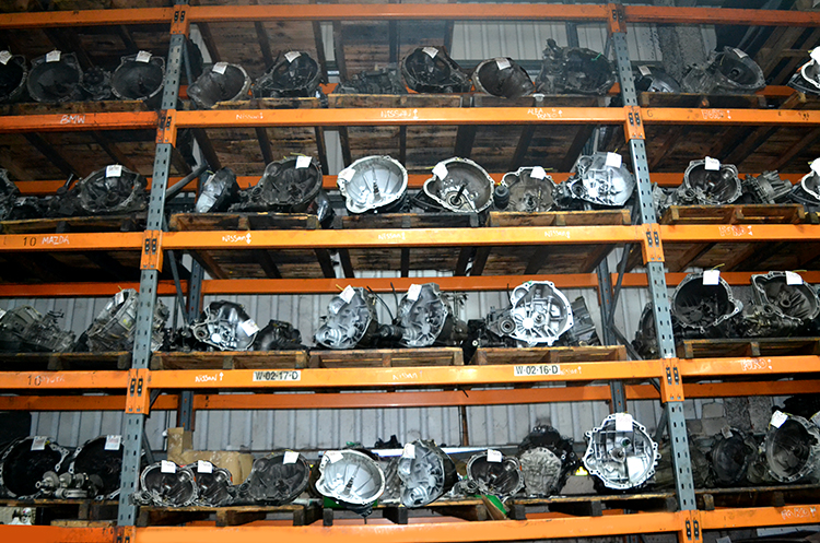 144 We can supply, repair, fit and recondition Mitsubishi gearboxes