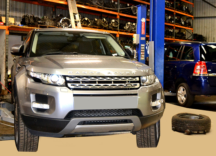 149 We carry out Range Rover repairs from our garage workshop in Cardiff