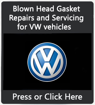 1514 Blown head gasket repairs and replacement