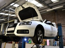 We service hundreds upon hundreds of Audi vehicles from our Audi workshop