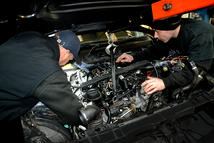 171 Engine enquiries are going through the roof at our specialist garage