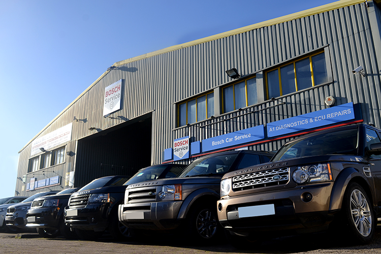 198 We are a Land Rover garage carrying out repairs and vehicle maintenance on Land Rover cars and Land Rover vehicles