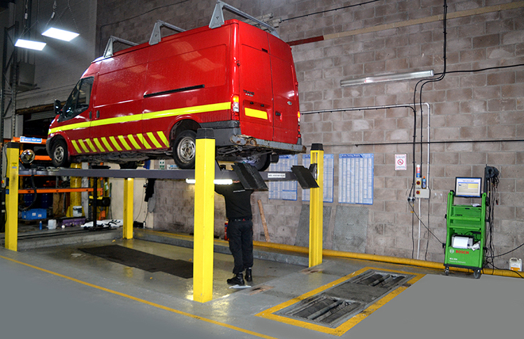 1A11 Vehicle MOT from £29.95