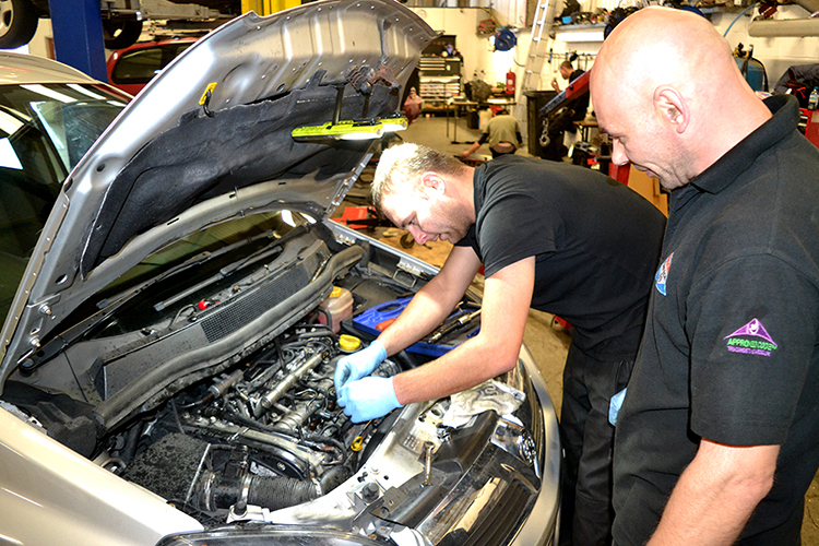 217 We are a Nissan specialist in Cardiff servicing Nissan cars and Nissan models of all types