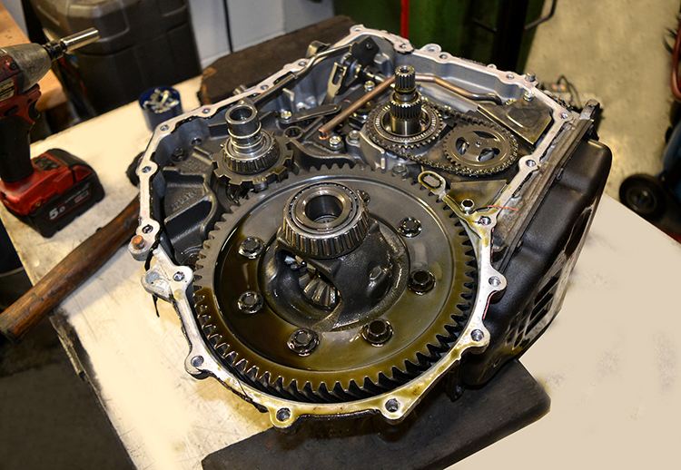 221 We are experts in gearbox rebuilding and repairs