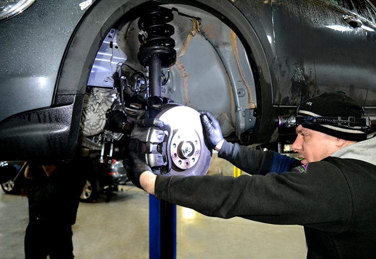 241 ABS Repairs