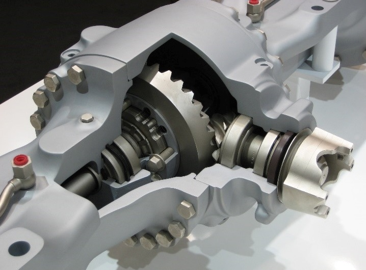 269 Differential problems with vehicles