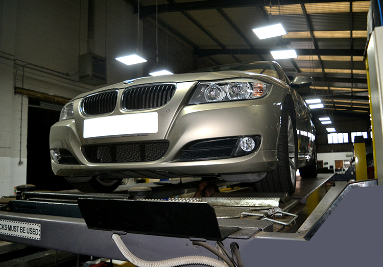 270 Automatic Gearbox repair on BMW vehicles