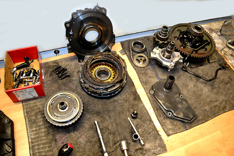 320 We are experts in gearbox rebuilding and repairs