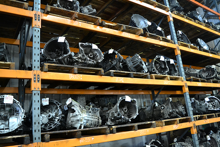 331 We repair, recondition and fit gearboxes for vehicles of all shapes and sizes