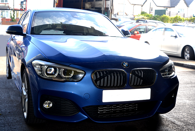 337 Here we look at some of the BMW car work we carry out from our garage in Cardiff