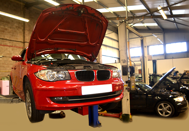 35 Our recent vehicle service work in November