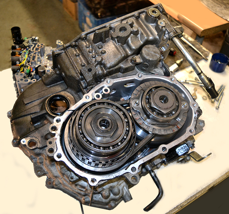 418 We are experts in gearbox rebuilding and repairs