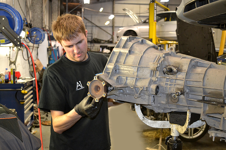 432 Here we look at some of the recent Audi vehicle service work we carry out from our garage