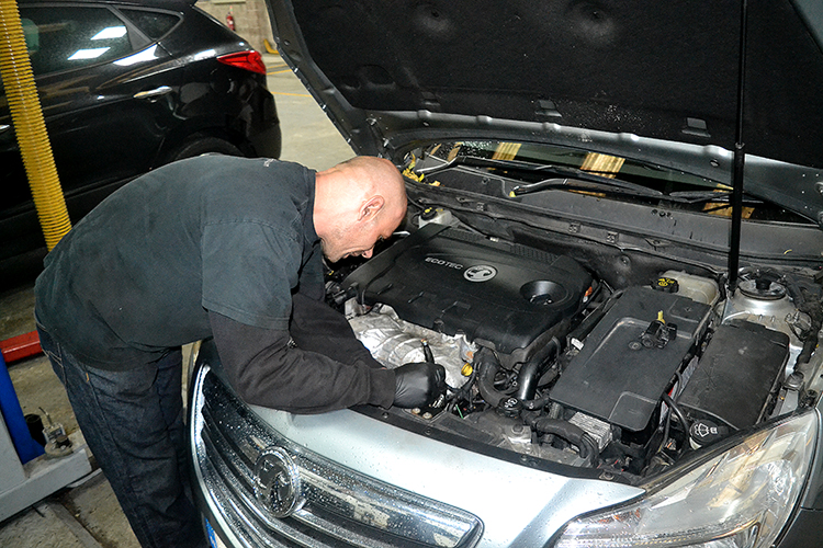 547 Turbo problems with Vauxhall insignia's
