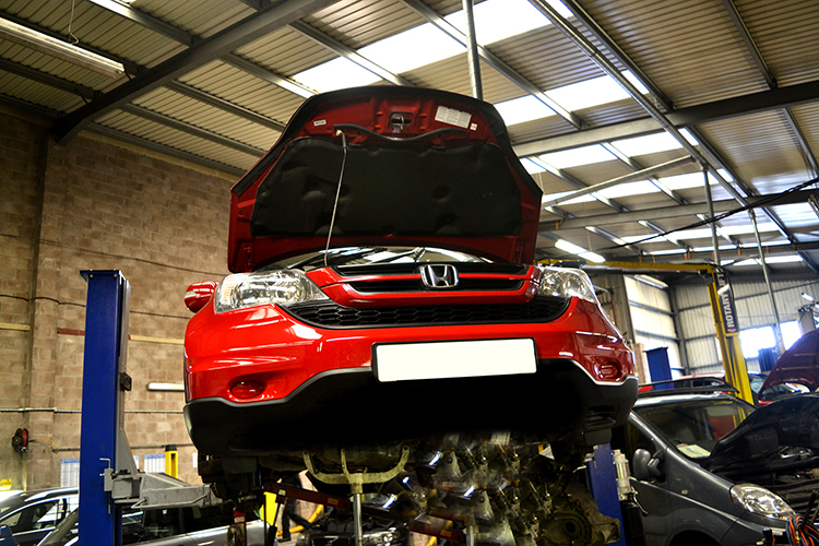 6 Our recent vehicle service work in November