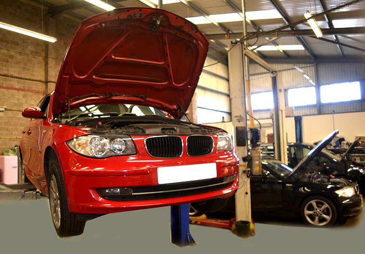 617 Here we look at some of the BMW car work we carry out from our garage in Cardiff