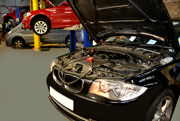 716 Here we look at some of the BMW car work we carry out from our garage in Cardiff