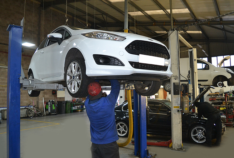 79 More recent vehicle service work from our Cardiff car garage