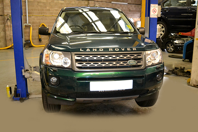DSC 0347 Our recent vehicle service work from our Cardiff based vehicle service garage
