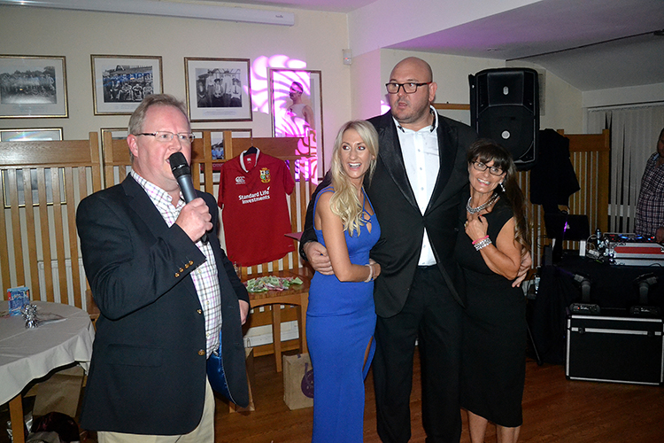 DSC 0498 Zalekha Price Davies raise more than £5000 for Headway Cardiff and South East Wales