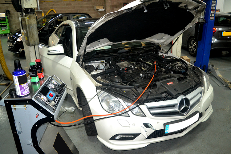 DSC 0500 The number one Carbon DPF cleaning service now up and running in Cardiff