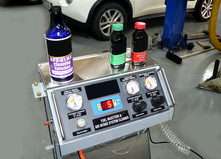 DSC 05011 The number one Carbon DPF cleaning service now up and running in Cardiff