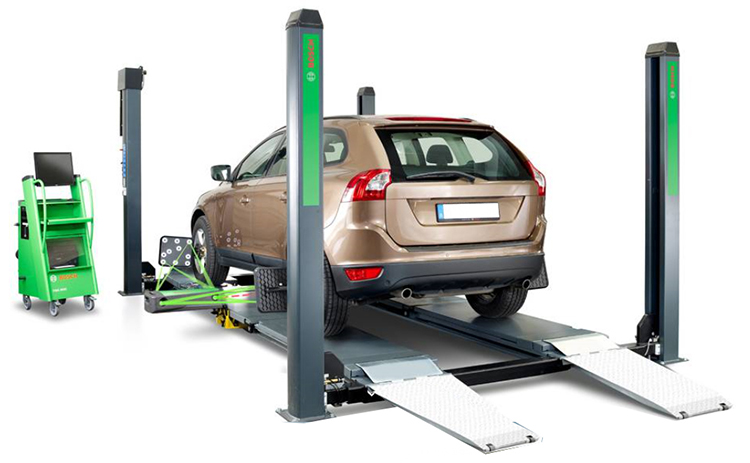 Untitled 12 We have installed two brand new 3D tracking and wheel alignment ramps