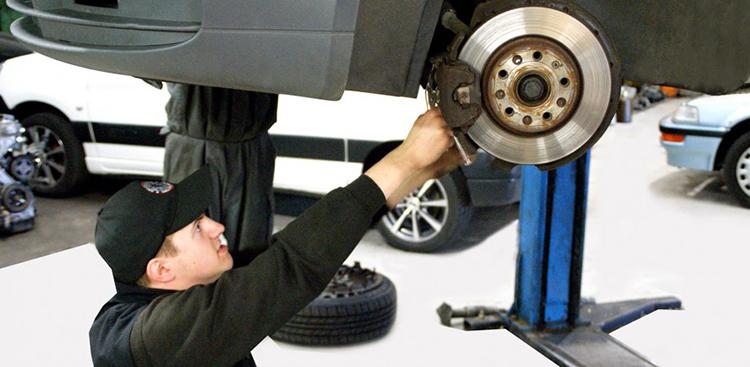 Brake servicing at affordable prices