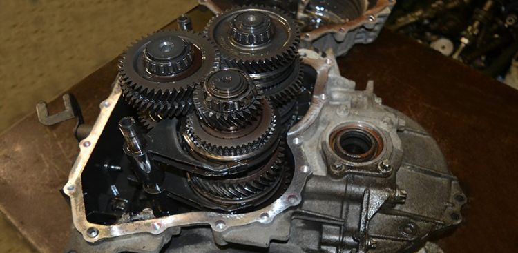 We are experts in gearbox rebuilds and repairs
