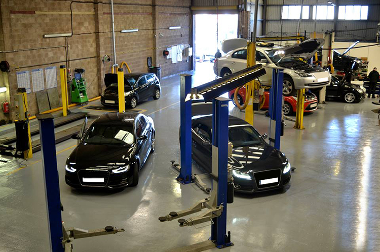 garage2 We are a car and vehicle brake specialist and can service or replace your Audis brakes and ABS Brakes