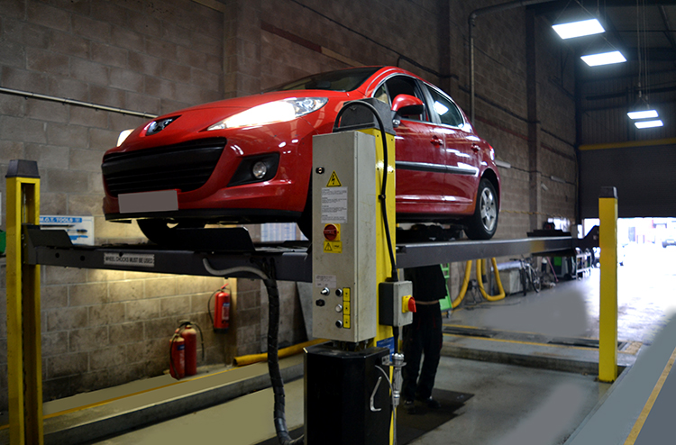 pe Vehicle MOT from £29.95