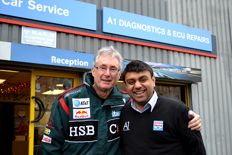 rishi We have received a glowing testimonial from our Happy Customer Dave Bennett