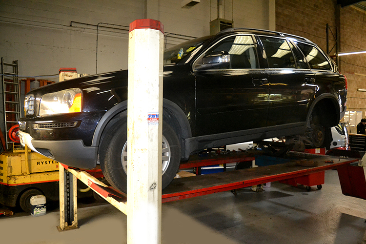 z Here are photos of vehicles we service showing you diversity in our car servicing skills
